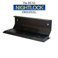 Door Barricade Brace The NIGHTLOCK Security Lock DARK BRONZE FINISH