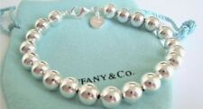 Bracciale tiffani donna a Sfere mm.08  silver 925: