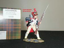 KING AND COUNTRY NA103 FRENCH 45TH LINE INFANTRY ADVANCING LOADING TOY SOLDIER
