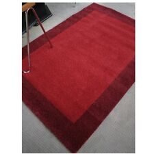 VENTA! Top Alfombra Relax Shaggy 426-145 Rojo 135x190 cm NUEVO