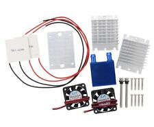 Tec1-12706 Thermoelectric Peltier Module Water Cooler Cooling System Diy Sets