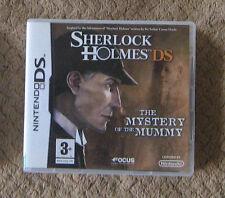 Nintendo DS Sherlock Holmes il mistero della mummia
