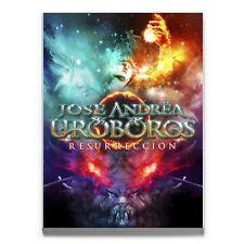 Resurreccion LIMITED LONG BOX CD ( MAGO DE OZ) JOSE ANDRËA UROBOROS