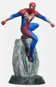 "Spider-Man GAMERVERSE Version 9"" PVC Diorama DST Marvel Gallery NIB"