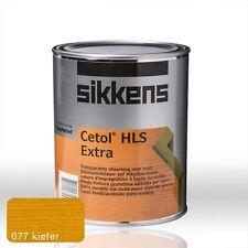 Sikkens Cetol HLS Extra kiefer 1l - Holzschutz Lasur Holzlasur