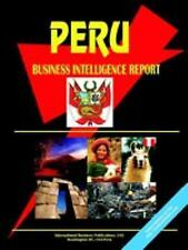 Peru Business Intelligence Report by Usa Ibp (2005, Paperback)