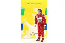Ayrton Senna Fahrerfigur Winner Brasilien GP Formel 1 1993 1:6 Iron Studios
