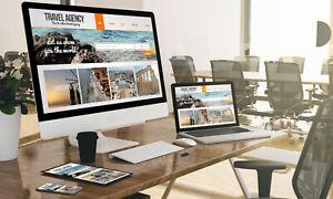 Webseite – Homepage schon ab 19,90 € / WordPress Website (Basic24- Paket)