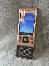 SONY ERICSSON C905 Cybershot Handy rosa #2 B Camera mobile phone pink