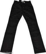 Levi´s ® 505 Jeans  W29 L34  Straight Leg  Schwarz  Stretch Damenjeans   TOP