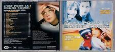 CD C'EST POUR LA BONNE CAUSE  MUSIC BY JEAN MARIE SENIA CAM 1997 OST