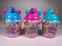 Smooshy Mushy Unicorn Shakes Series 3 New Sealed Set of 3
