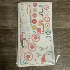 Student Sticker Grab Bag 20+ Sheets & Loose Stickers