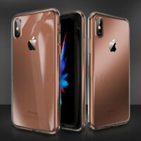 Shockproof Crystal Clear Case For iPhone X Case Slim Transparent Hard PC Cover