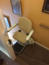 Minivator Simplicity Slimline Stairlift, fully fitted with 12 month warranty