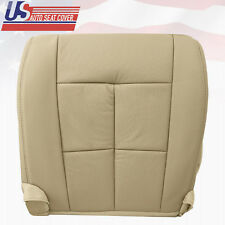 2007-2014 Lincoln Navigator Ultimate Driver Bottom Perforated Leather OEM Cover