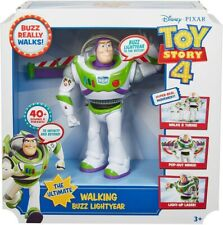 Toy Story 4 Ultimate Walking Buzz Lightyear 7 Inch Action Figure NEW IN BOX