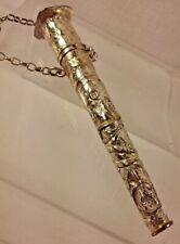 Antique Dutch Silver 18th Century Chatelaine Needle Holder, Amsterdam