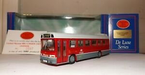EFE 14404DL LONDON UNITED LEYLAND NATIONAL S/D BUS 4MM 1:76 SCALE