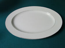 NORITAKE OVAL TRAY BUCKINGHAM PATTERN 16 X 12""