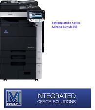 Fotocopiatrice Scanner Stampante Multifunzione KONICA MINOLTA bizhub 552