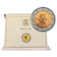 "**2 euro 2017 Vaticaan Vatican ""Petrus & Paulus"""" - BU Commerative** In Stock!"
