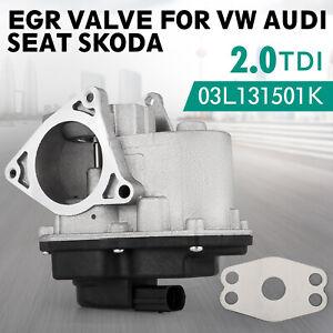 AGR Ventil Audi Seat Skoda VW 2.0 TDI 03L131501K / 03L131501G / 03G131501