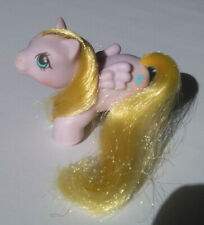 My Little Pony Newborn Twin FLEECY / SPECKLES  Vintage MLP 1980's Pegasus