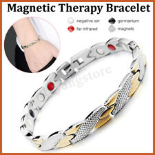 Magnetic Therapy Bracelet Carpal Tunnel Relief Arthritis Chronic & Pain Negative