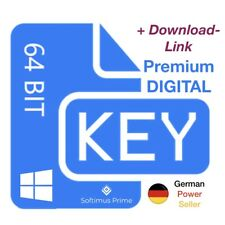 Windows 10 Home OEM E-Mail Key Aktivierungsschlüssel 64 Bit Product Key