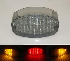 Tail Brake Turn Signals Light Smoke Fit YAMAHA V-Star 650 1100 Custom YZF 600R