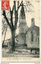 CPA -Carte postale- France - Crémieu - Abside de l'Eglise - 1908 (CP998)
