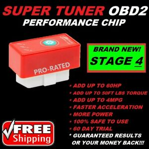 SUPER OBD2 Performance Tuning Chip - Tuner Programmer - Fits 1996-2019 AudI