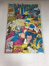 Wolverine (Volume 2)  # 55 Marvel Comic  VF/NM