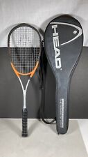 HEAD Titanium Ti.180 Squash Racket Racquet Brand New with case