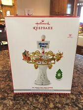 Oh What Fun Tree Topper Mickey Mouse Hallmark 2017 MIB