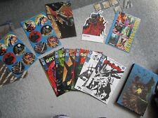 Batman Timewarp Nr.2 Hefte 29-34 vom Dinoverlag im Schuber mit Beilagen