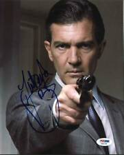 Antonio Banderas The Skin I Live In Authentic Signed 8X10 Photo PSA/DNA #AA83799