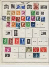 NORWAY 8 SCANS COLLECTION LOT SOME MINT OG M/M SOME BACK OF BOOK $$$$$$$