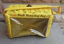 Bunallan Troll Troveling Bag 1960's for 2 ½� Troll Dolls