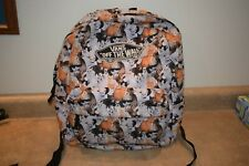 Limited Vans Off The Wall Cat / Kittens ASPCA Backpack book bag