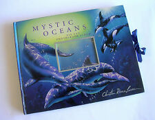 Mystic Oceans Die Cut Photograph Album by Christian Riese Lassen - Used but Good