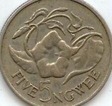 Nicht zertifizierte gute internationale Münzen
