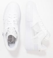 Air Force 1 Type 2 White Black Mens Trainers Size 8 UK / EU 42.5 / US 9