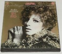Vintage Barbara Streisand - What About Today Reel to Reel Tape Columbia, 4 Track