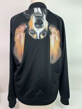 Adidas Womens X Originals Rita Ora Bassett Hound Zip Up Track Jacket Size Large