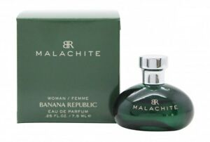 BANANA REPUBLIC MALACHITE EAU DE PARFUM EDP 7.5ML - WOMEN'S FOR HER. NEW