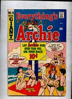 EVERYTHINGS ARCHIE COMIC # 10   Riverdale Betty veronica Bikini cover