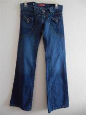 Women's Studio F DISTRESSED Denim Jeans NWT