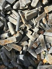 60 pounds of lead bars ingots, guaranteed to weigh more.